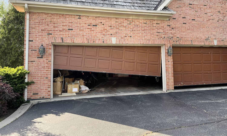 Garage Off Track Repair Denver